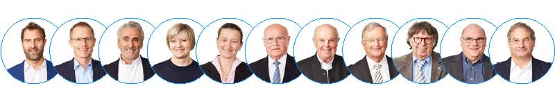 Das Team der WLM eG